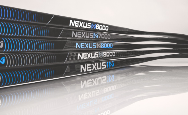 Bauer Nexus Sticks