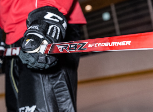 CCM Speedburner Stick