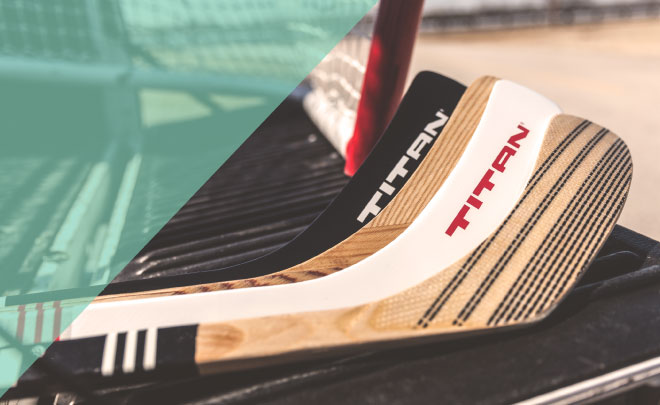 Titan Composite Sticks