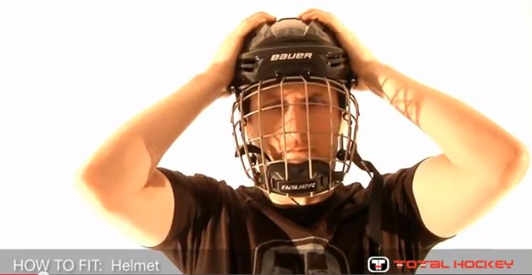 How To Fit Hockey Helmets