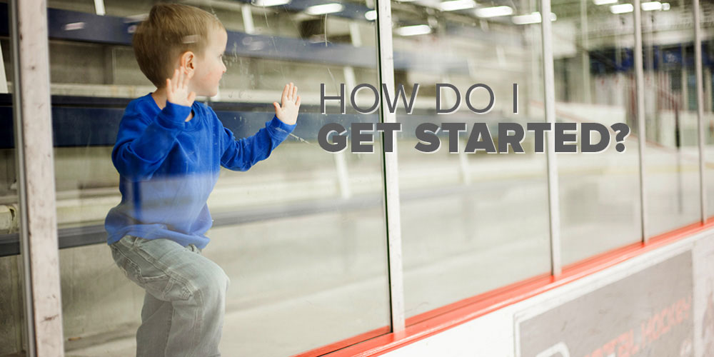 Learn To Play Hockey Getting Started